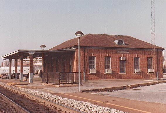 Silver Spring Station ca. 1984